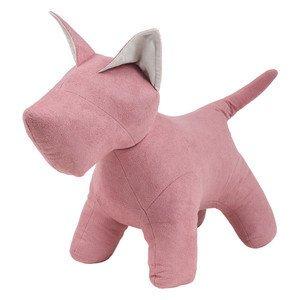 Dekofigur Hund Albin pink 26x40x16 cm Eightmood