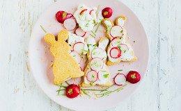 Ostergeschirr kaufen und frühlingshaft speisen