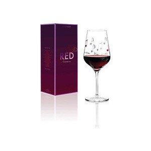 Designweinglas 2016 RED Design Angela Schiewer Ritzenhoff