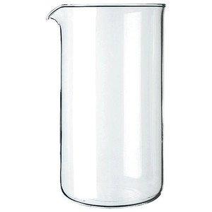 Ersatzglas 1,0 l 8 Tassen Ø 9,6 cm H 18,0 cm Bodum
