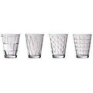 Wasserglas-Set 4-tlg. Dressed Up Clear Villeroy & Boch