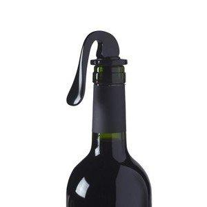 Flaschenverschluss schwarz L'Atelier du Vin