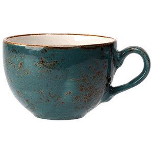 Tasse niedrig 0,34 l Craft Blue Steelite