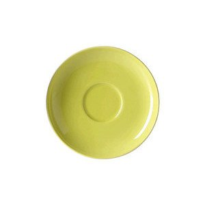 "Tee-Untertasse ""Solid Color Limone"" Dibbern"