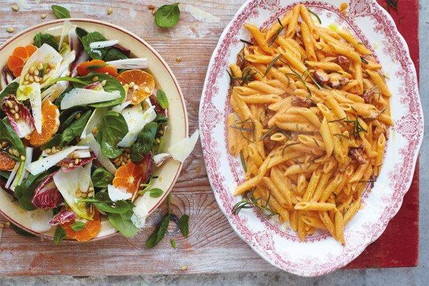 Chorizo Carbonara Katalanischer Salat Rezepte Magazin