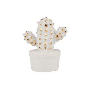 Glückskästchen Kaktus 4,5x4,5x3cm Räder