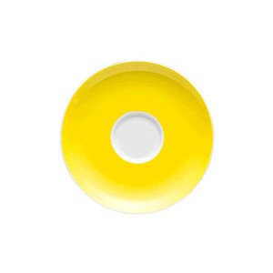 "Kaffee-Untertasse 14,5 cm ""Sunny Day Neon Yellow"" Neon Yellow Thomas"