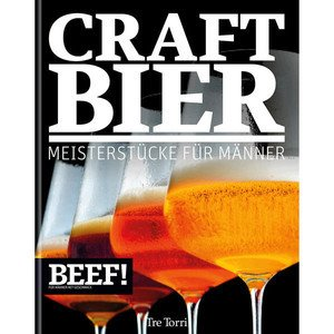 Buch: Beef! Craft Bier Tretorri Verlag
