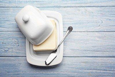 Butterdosen zum Frischhalten der Butter