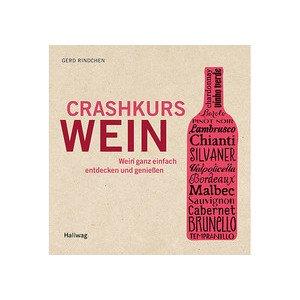Buch: Crashkurs Wein Hallwag Gräfe und Unzer