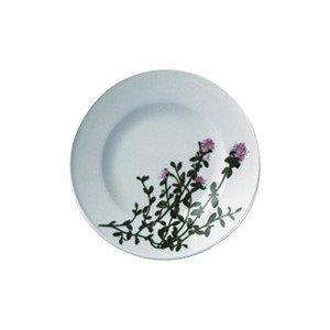 """Frühstücksteller 19 cm """"Herbaticum"""" Thymian Dibbern"""