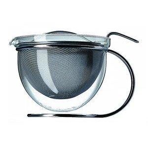Teekanne mit 2 Teebechern 1,5ltr. Filio Aktion Mono