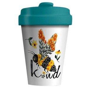 Travel Mug 400ml Bee Kind chic mic