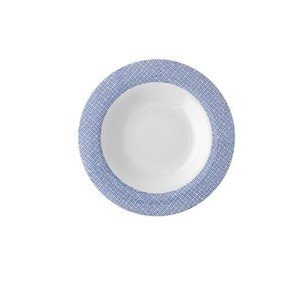 Suppenteller 24 cm Moon Cipango Blue Rosenthal