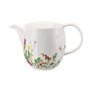 """Kaffeekanne 1,5 l Blumen """"Brillance Fleurs Sauvages"""" Rosenthal"""
