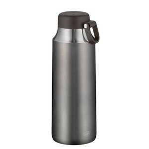 Isolierflasche 0,9 l City Tea cool grey Alfi