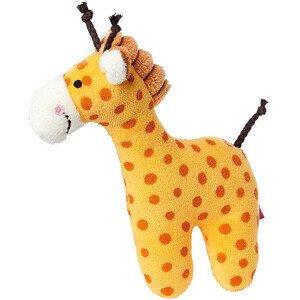 Rassel Giraffe Red Stars Sigikid