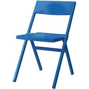 Stuhl blau Piana Alessi