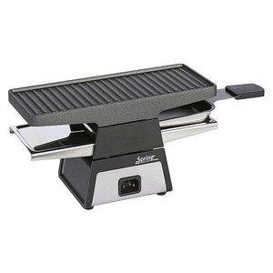 Raclette 2+ Erweiterungsmodul schwarz 400 Watt Spring