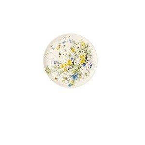 Brotteller 18 cm Brillance Fleurs des Alpes Rosenthal