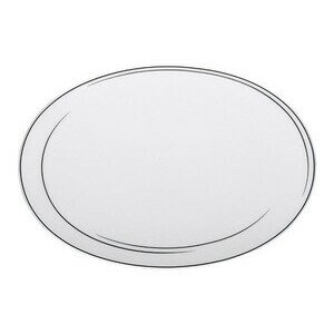 Platte 25 cm x 17,0 cm TAC o2 Dynamic oval Rosenthal