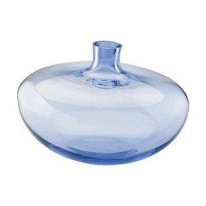 Vase 26 cm Swinging vases midnightblue-clear Rosenthal