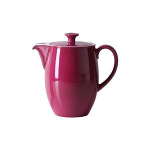 Kaffeekanne 1,25 l Solid Color bordeaux Dibbern