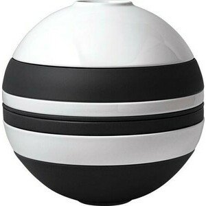 La Boule black & white Iconic Villeroy & Boch