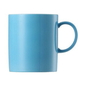 Becher m. Henkel Sunny Day Waterblue Thomas