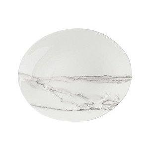 """Platte 32 cm """"Carrara"""" oval Dibbern"""