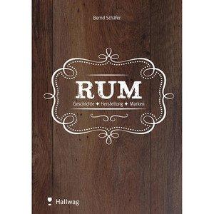 Buch: Rum Geschickte Herstellung Marken Gräfe und Unzer