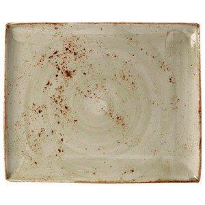 Platte rechteckig 33x27cm 1131 Craft Green Steelite