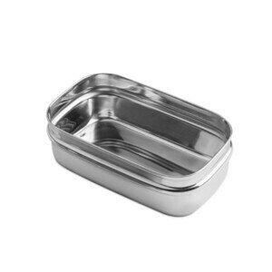 Lunchbox klein rechteckig Brotzeit