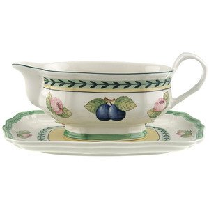 Sauciere 2-tlg. French Garden Fleurence Villeroy & Boch