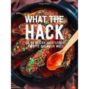 Buch: What the Hack 50 Hackfleischrezepte aus aller Welt Christian Verlag