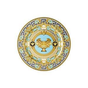 """Platzteller 30 cm """"Prestige Gala Le Bleu"""" Versace"""