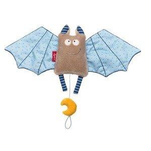 Spieluhr Fledermaus blau Urban Sigikid
