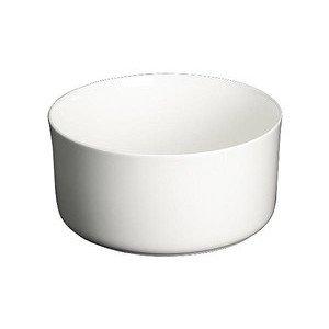 """Schüssel 1 l x 16 cm """"Bone China Weiss"""" zylindrisch Dibbern"""