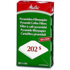 Filterpapier SF 202 S Packung 100 Stück Melitta