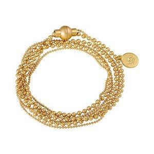 Armband Hippie gold Sence Copenhagen