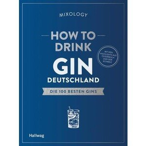 Buch: How to drink Gin Deutschland Hallwag
