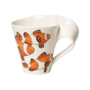 Henkelbecher 0,3 l NewWave Caffe Clownfisch Villeroy & Boch