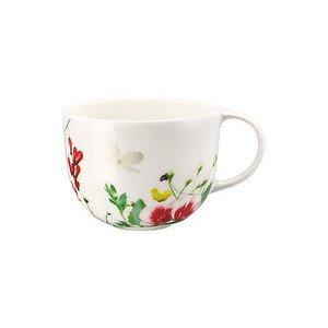 """Espresso-Obertasse 80 ml Blumen """"Brillance Fleurs Sauvages"""" Rosenthal"""