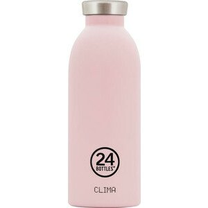 Thermo Trinkflasche 0,5 l Clima Bottle candy pink 24bottles