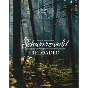 Buch: Heimat Kochbuch Vol. 1 Schwarzwald reloaded Tietge Publishing