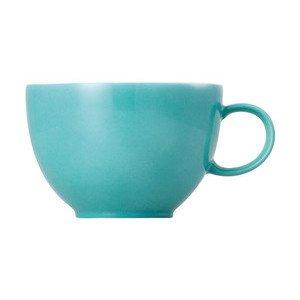 "Tee-Obertasse 200 ml rund ""Sunny Day Turquoise"" turquois Thomas"