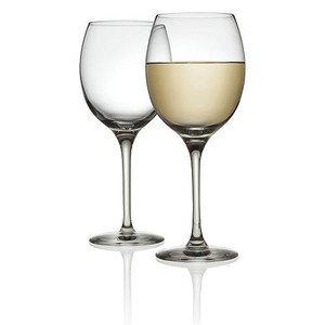 Weissweinglas 2er Set Kristallglas Alessi