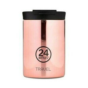 Thermobecher 0,35 l Travel Rosé Gold 24bottles