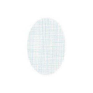 Platte 30 cm Mesh Line Aqua Rosenthal