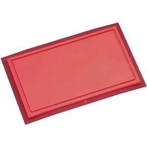 Schneidebrett Kunststoff rot L 32 WMF